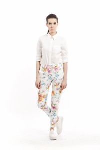 Trousers FLOWER POWER