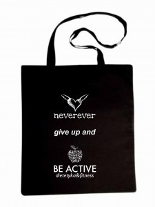 Torba Eco Never Ever- Be Active