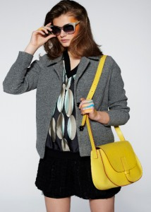 Woolen jacket - CHIC GREY