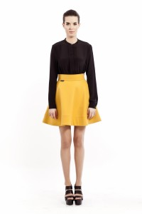 Skirt Maja #1 Yellow