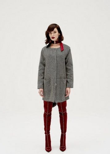 Wool coat - ORDINARY ALBA