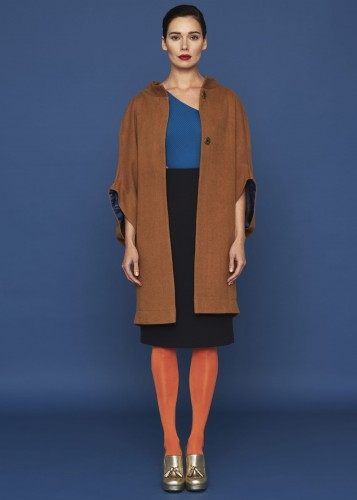 Cashmere coat -  HARRY CAMEL
